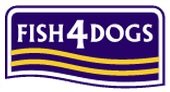 Fish For Dogs Logo for On All Fours Dog Training Dog Behaviour Website